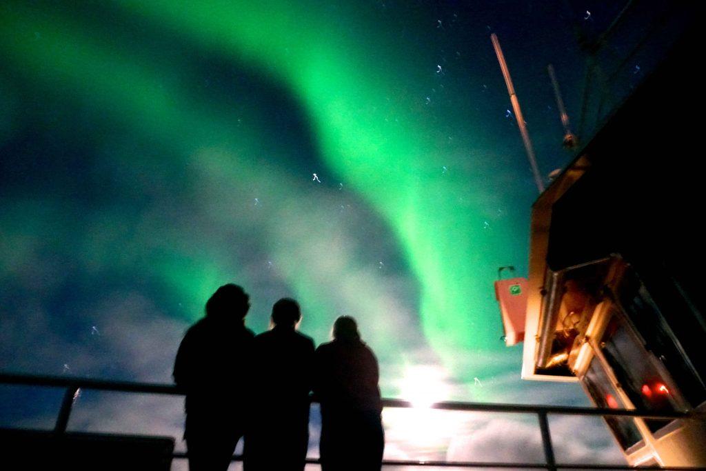 Aurora borealis (Photo: Kimberly Kenny)