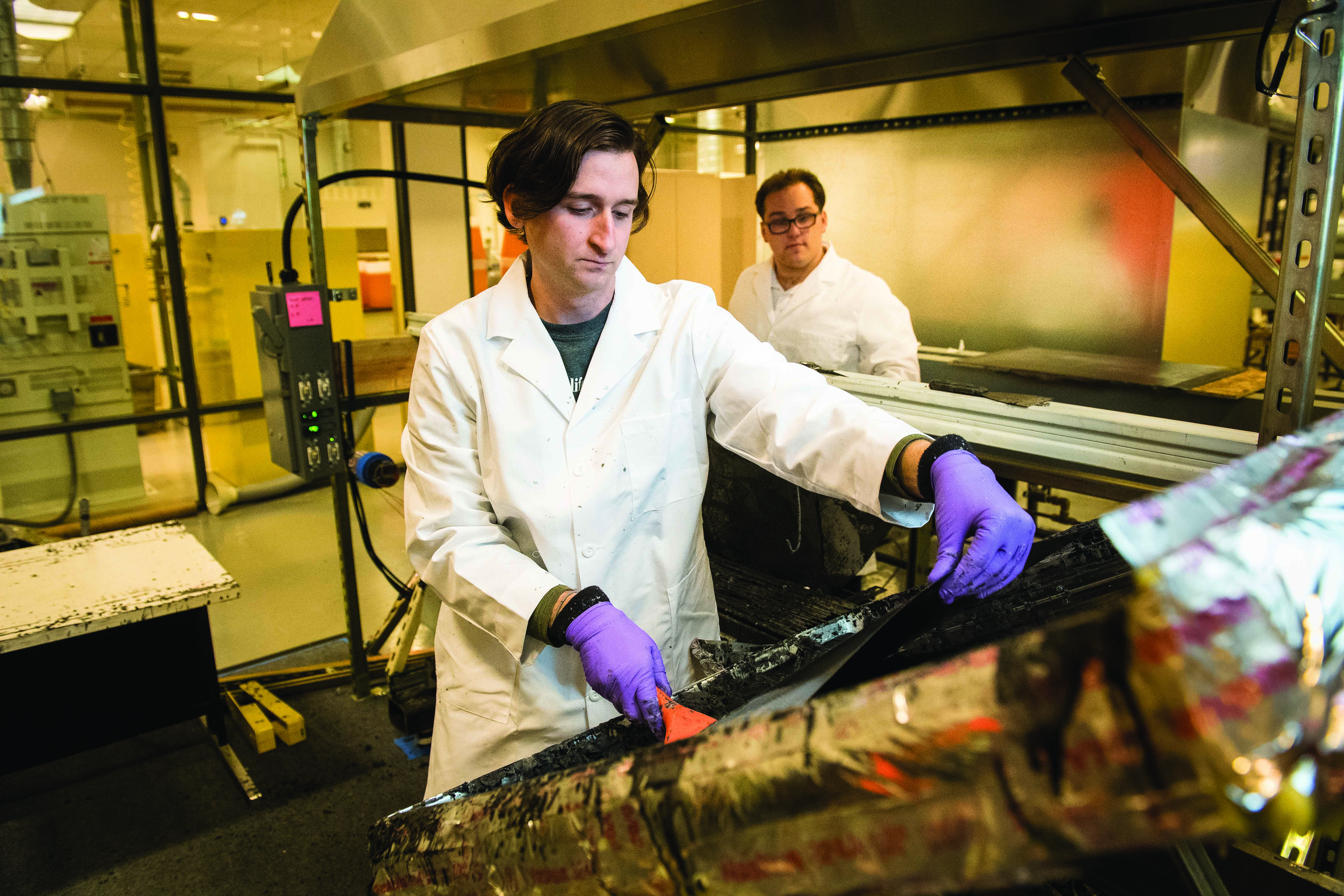 Charged for the Long Haul | Terra Research | Oregon State University