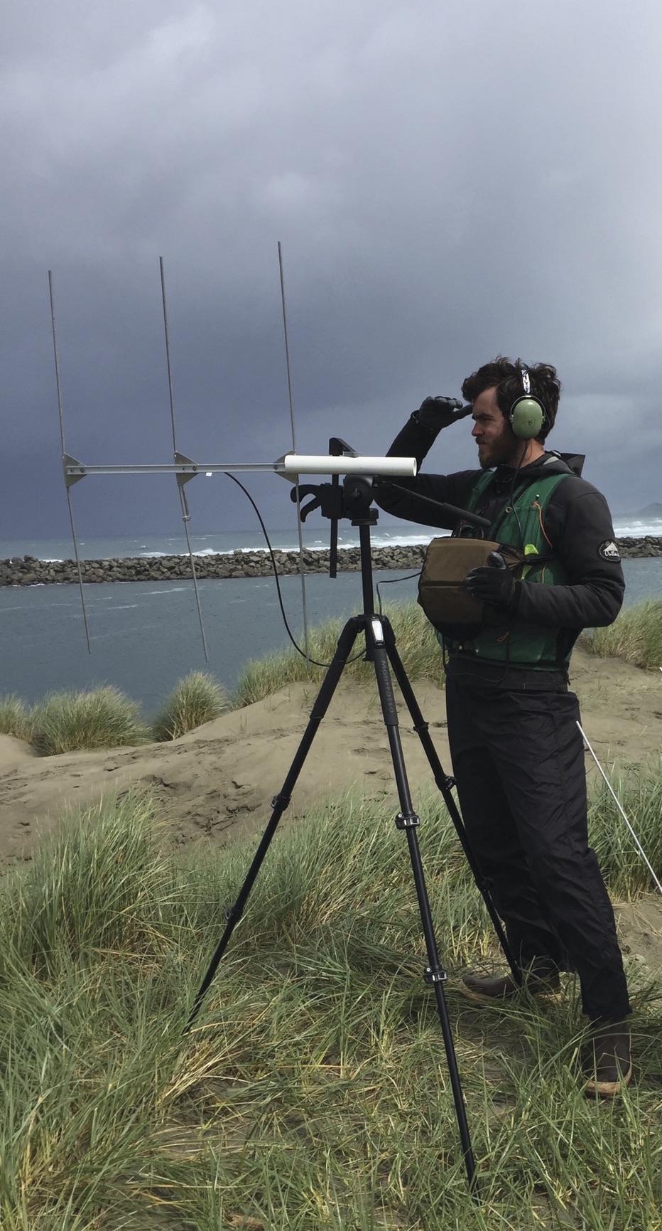 Flying Under the Radar | Terra Research | Oregon State University