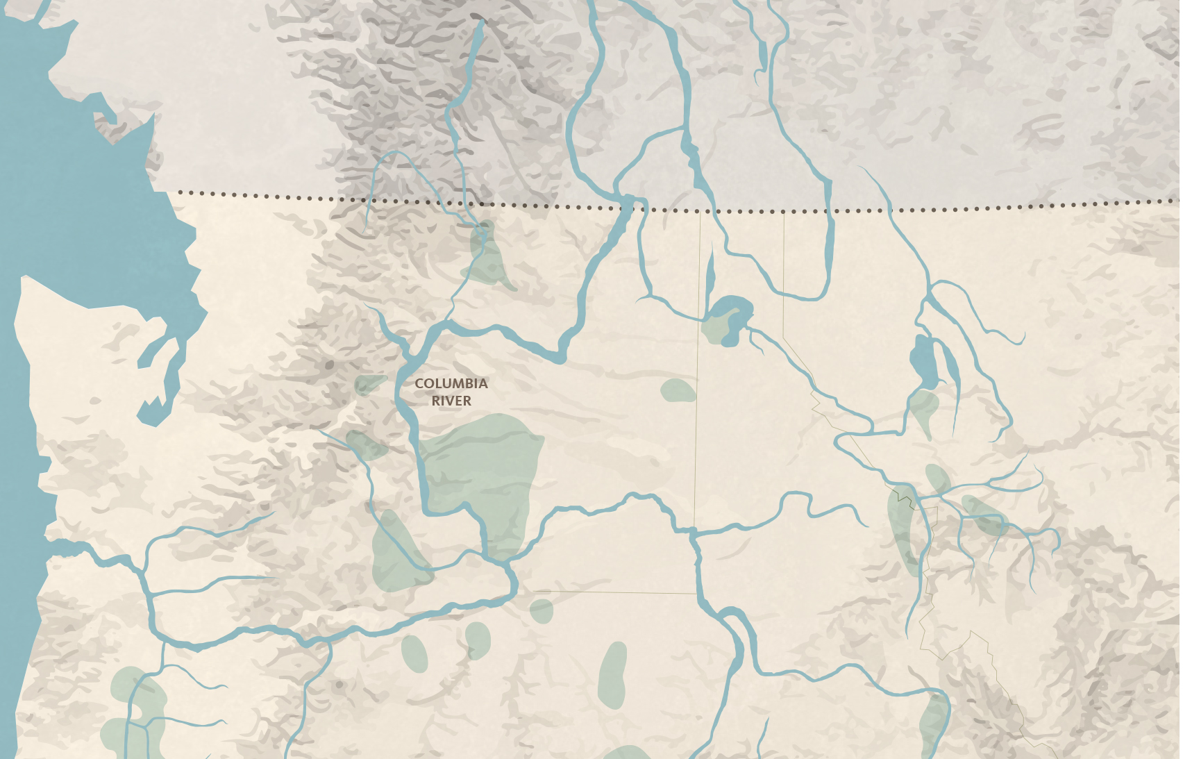 Image of: River Renewal Terra Research Oregon State University