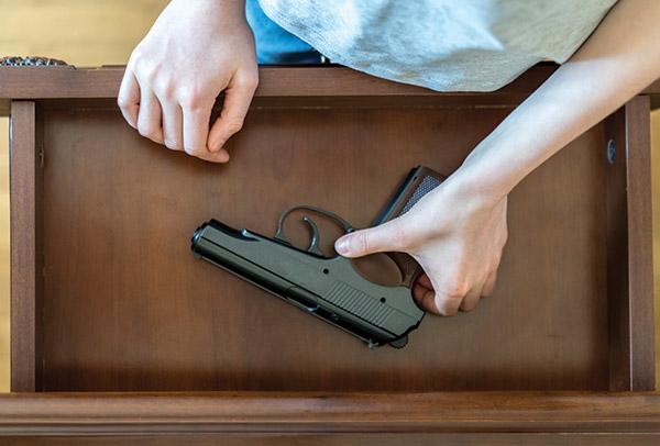 gun-drawer