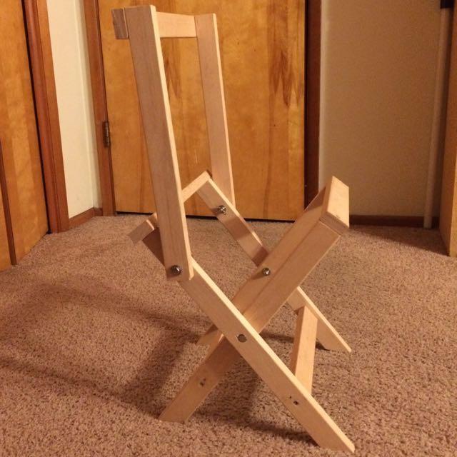 comment faire une chaise pliante faire son chemin. Black Bedroom Furniture Sets. Home Design Ideas