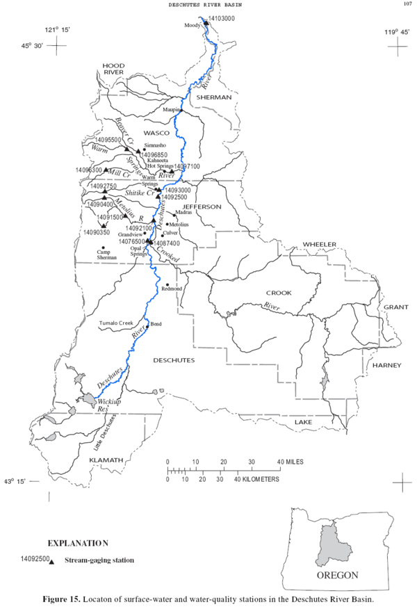 """EncMstr at English Wikipedia - EncMstr, derived from USGS Water Resources Data - Oregon Water Year 2002, page 135"""