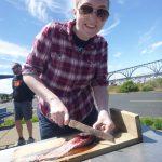 Melinda Myers Sampling Rockfish