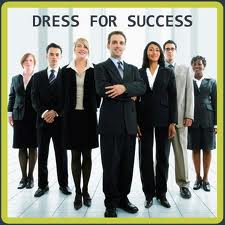Essay on dressing for success