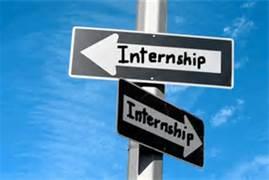 internship sign