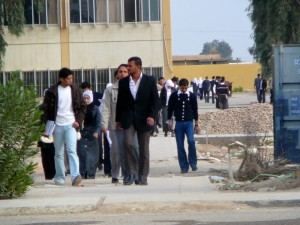 University of Anbar Students