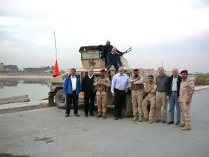 Iraqi Humvee