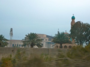 Saddam Unfinished Palace