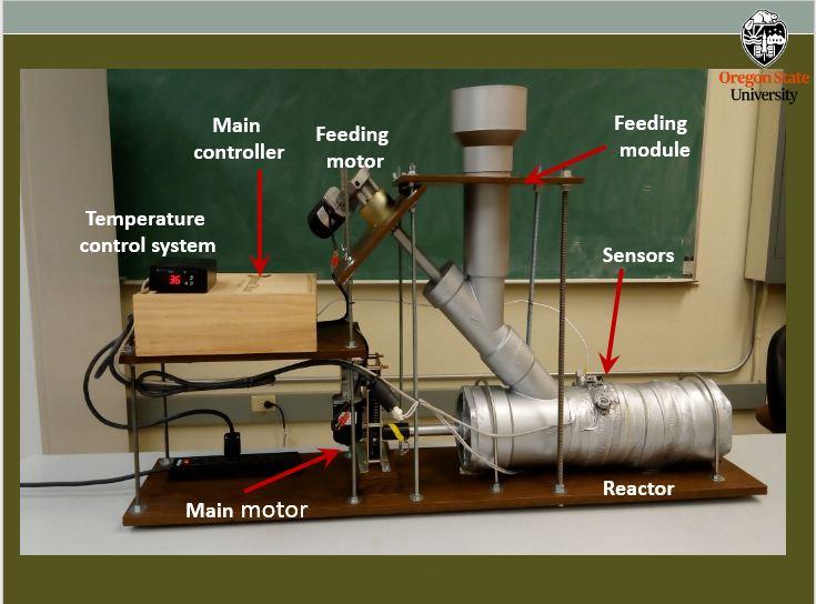 High solids enzymatic hydrolysis reactor