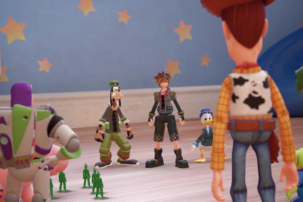 Kingdom Hearts Toy Story 3