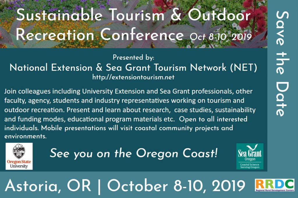 Tourism Conference Flyer