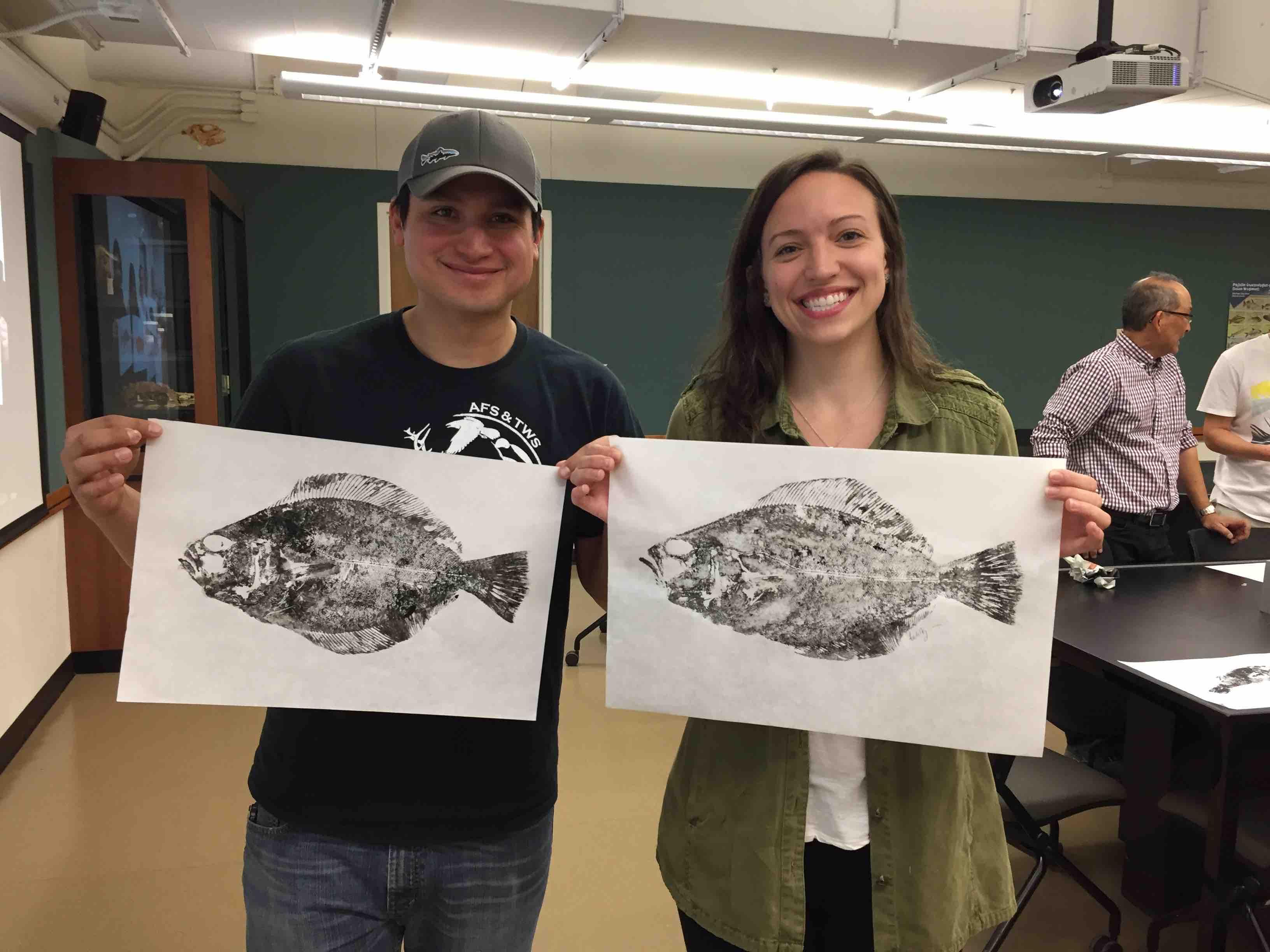 Gyotaku Fish Printing 2017_11