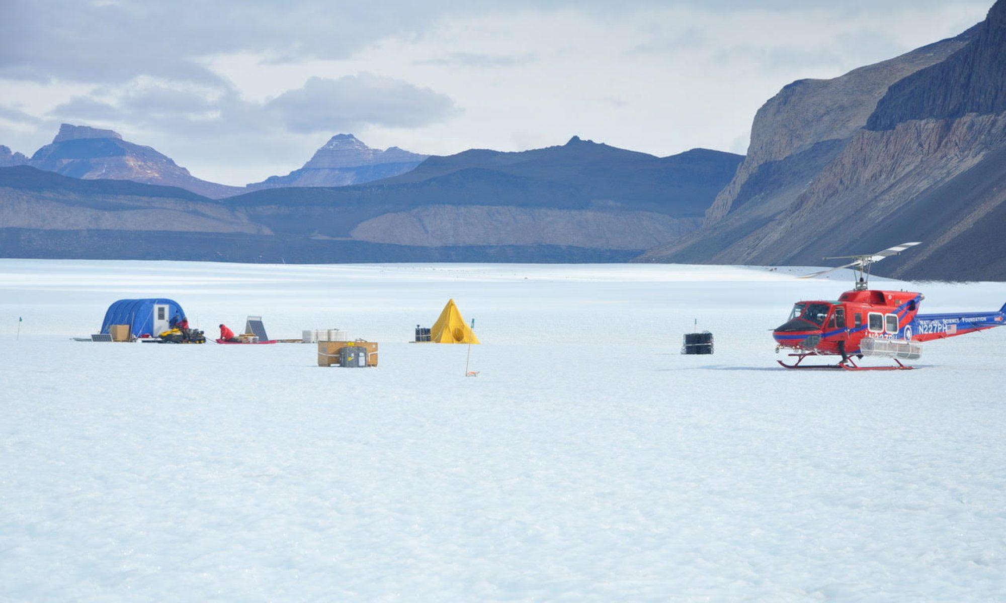 OSU Ice Core & Quaternary Geochemistry Lab