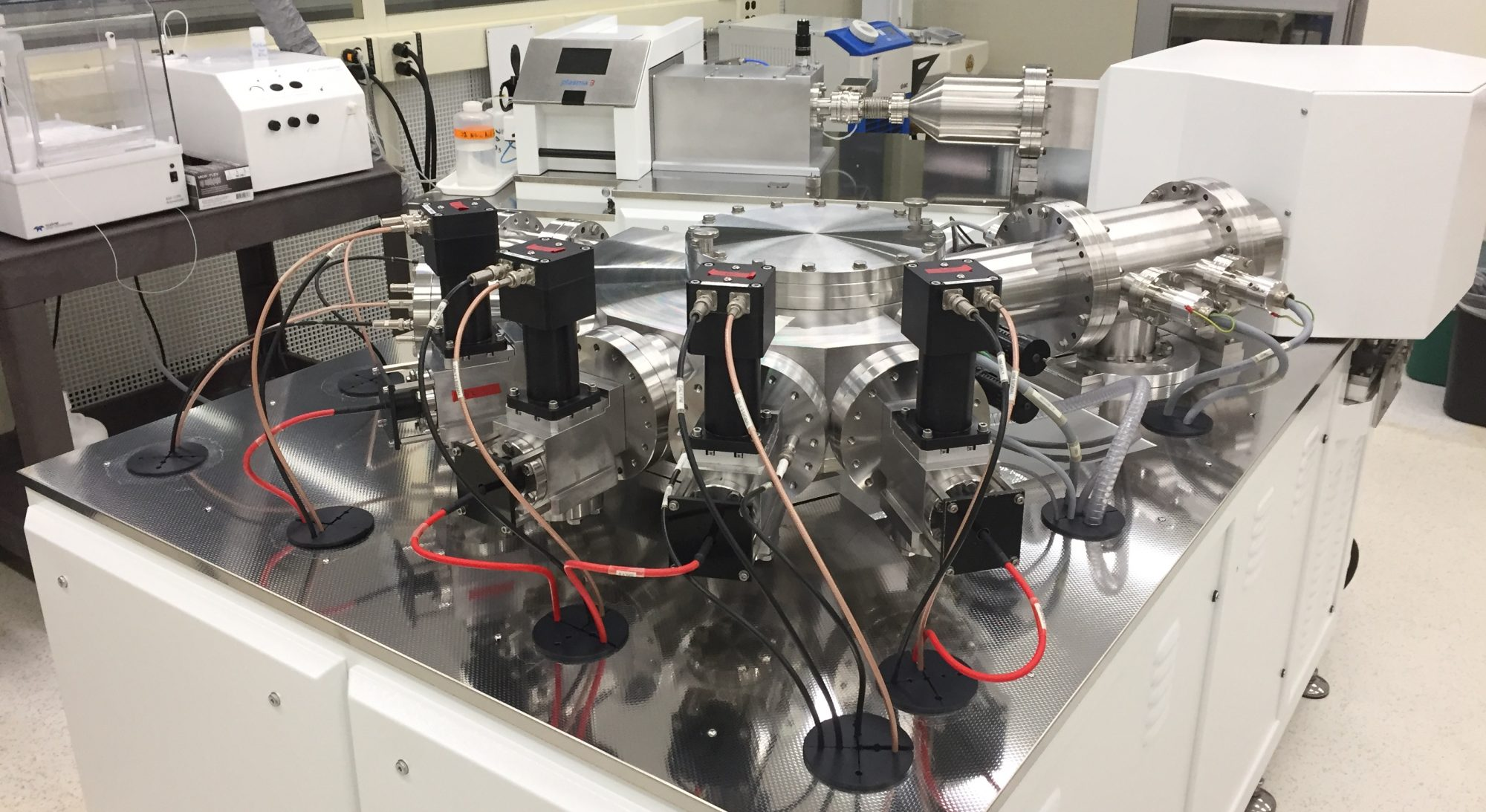 Keck Collaboratory for Plasma Spectrometry