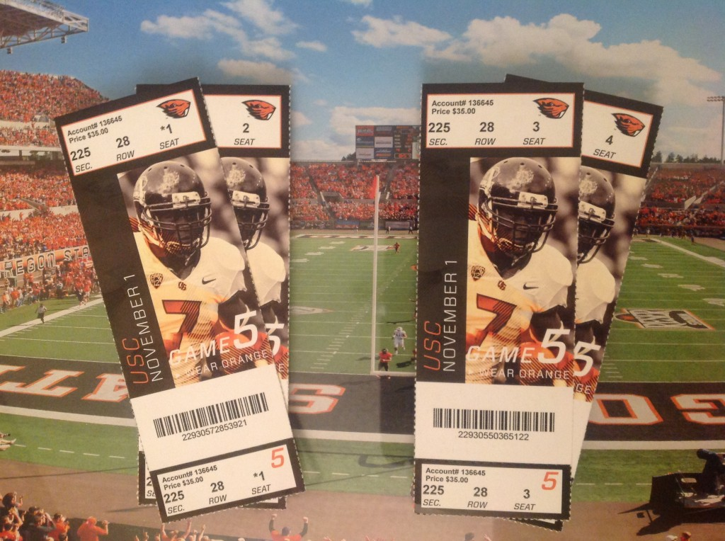 USCTickets