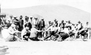 Tug-of-War, Morrow County, ca. 1922