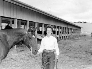 Gwen Guthrie of Prineville, 1959