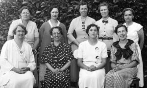 Home Demonstration staff, 1935