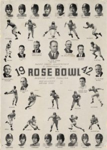 1942 rose bowl team