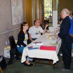 Karl McCreary and Tiah Edmunson-Morton at Oregon Archives Crawl 2012