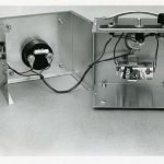 "Interior of Densitometer from ""The Construction of a Densitometer and Its Use,"" 1972. Series III. 12.7"