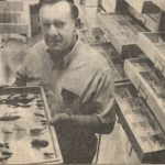 Lattin with Entomology Collection