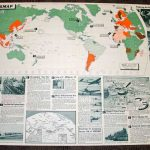 1942 June War map news Midway attack