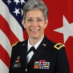 Major General Julie Bentz