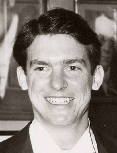 Peter Pauling, 1954
