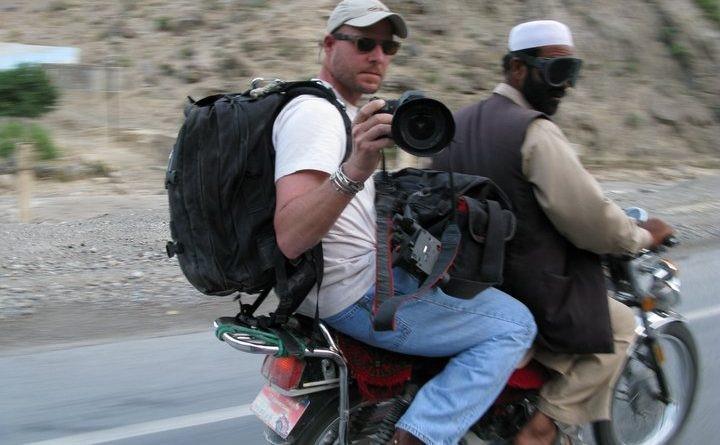Photographer David Gilkey, website photo without attribution.