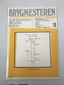 The Scandinavian Brewers Review...with a lot of text in English...