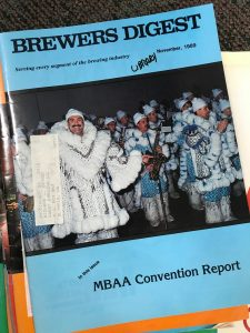 Brewers Digest with MBAA Convention Report
