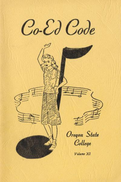 Coed Code Cover