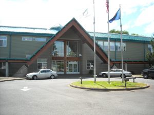 Siletz Tribal Administration Building