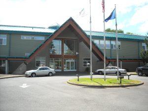 Siletz Tribal Administration Building