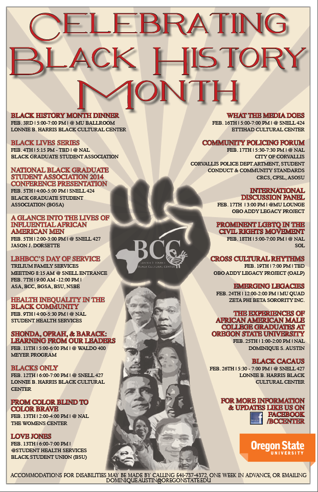 celebrate black history month 2015
