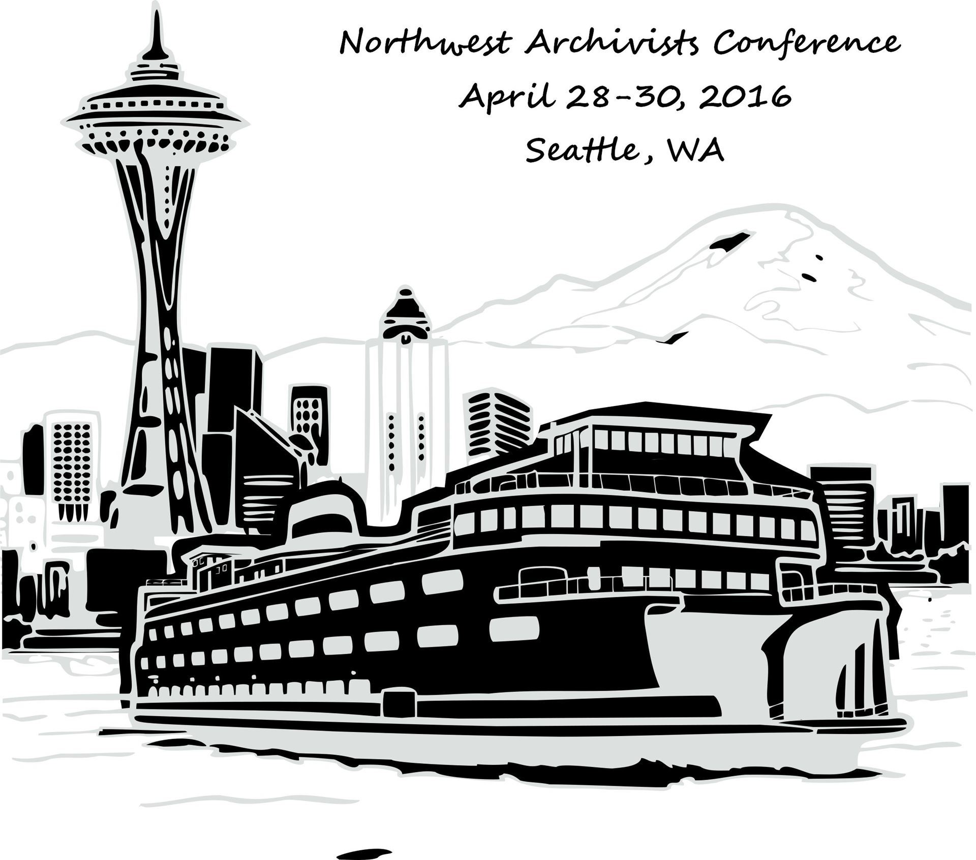 2016 NWA Seattle logo