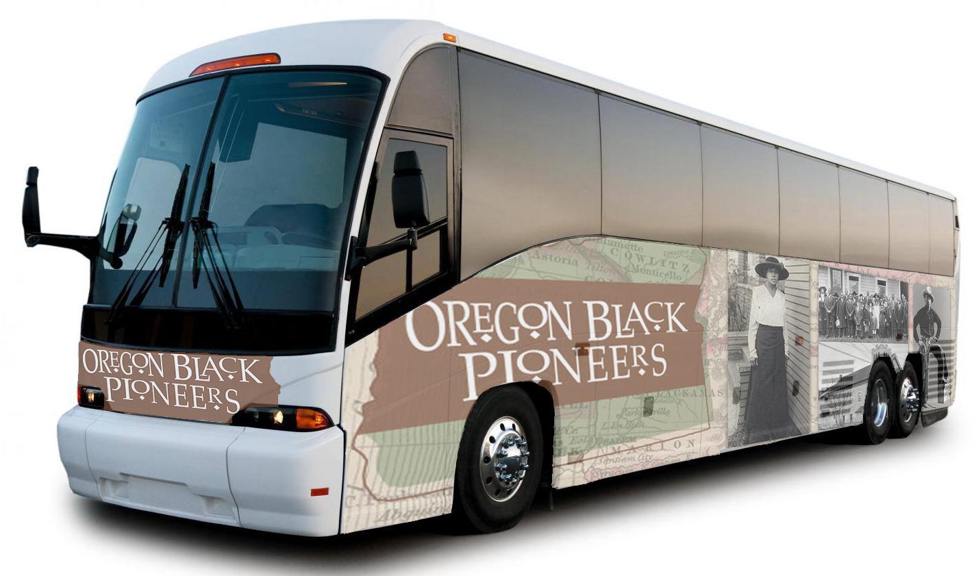 Oregon Black Pioneers (OBP) Bus Tour
