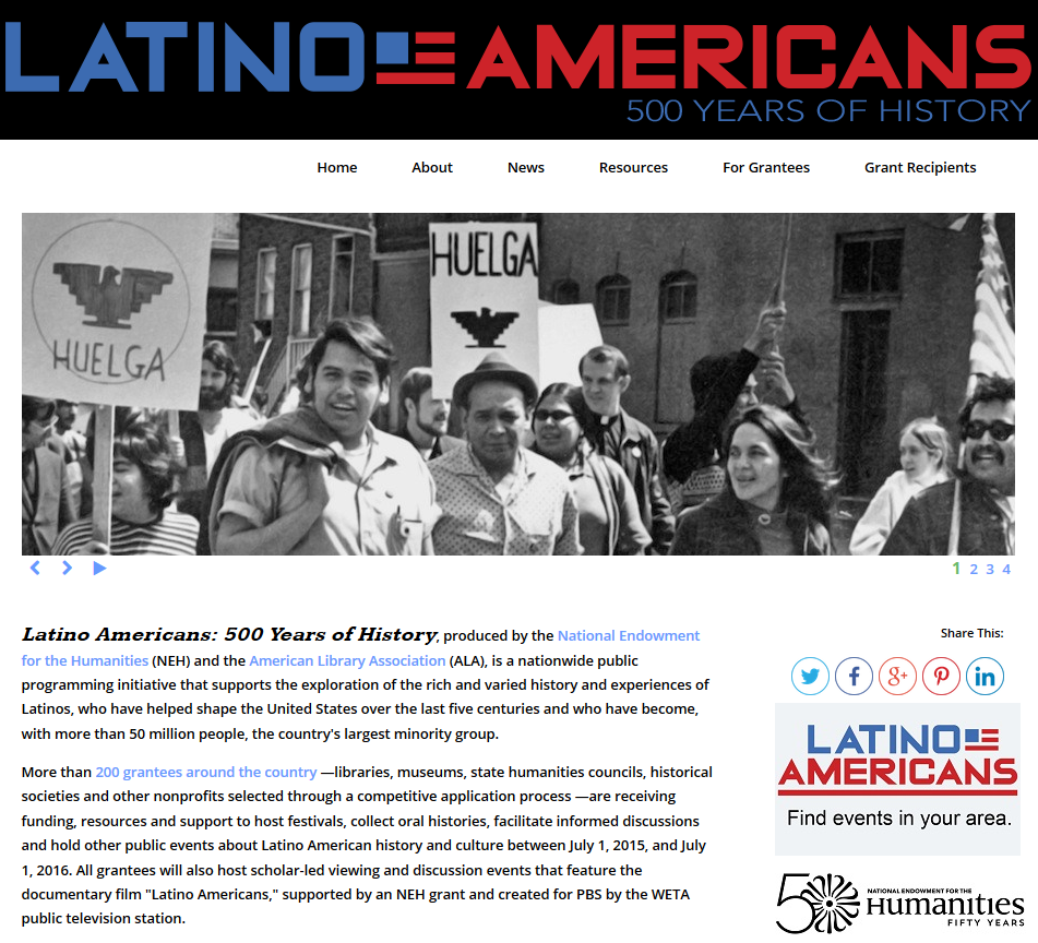 Latino-Americans-Grant-Website