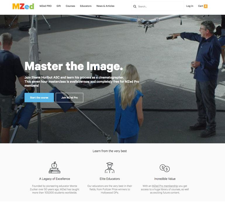 mzed-online-film-school