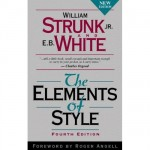 strunk and white 4th ed