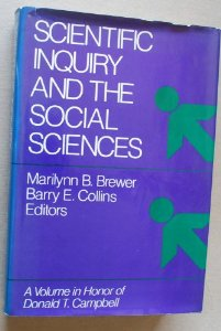 scientific inquiry and the social sciences
