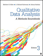 Qualitative data analysis ed. 3