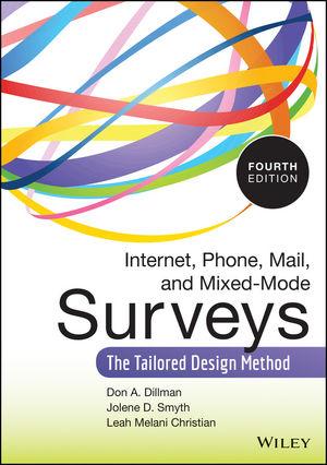 Dillman 4th ed.