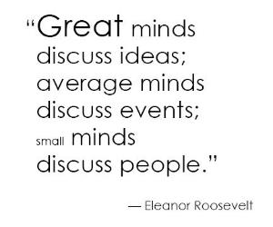 great minds-people
