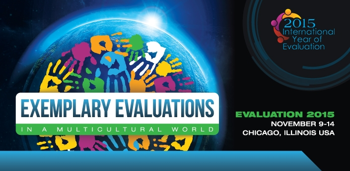 Evaluation 2015 theme