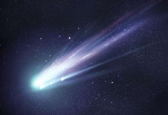 comet-fascination