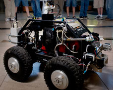 OSU Quad Rover