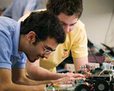 Tekbots help student engineers at OSU learn throughout their four years